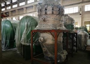 China Professional Vertical Pressure Leaf Filter For Crude Oil / Vegetable Oil Industry on sale
