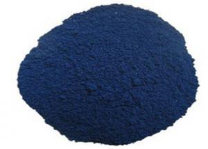 China Indigo Blue Vat Dyes Used In Textile Industry , CAS 482-89-3 Vat Blue 1 on sale