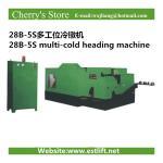 Máquina de hacer cabezas en frío fría multi-fría de la máquina de hacer cabezas en frío 28B-5S