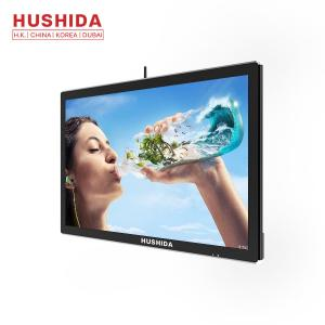 China 8ms LCD Advertising Display 32 Inch With Anti Theft Lock HD Video Picture Playback on sale