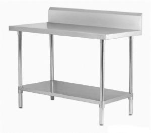 Industrial Catering Equipment Stainless Steel Kitchen Work Table - Restaurant equipment stainless steel table