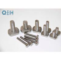 China Non-standard metric T bolt, stainless steel T bolt 304 316 A2-70 A2-80 A4-70 A4-80 on sale