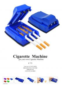 China Manual cigarettes rolling machine can make 84 mm cigarettes by yourself on sale