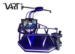 China CE HTC Vive VR Theme Park 9DVirtual Reality Simulation Rides Cinema on sale