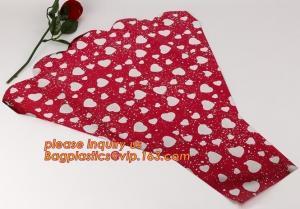 China Flower Bud Protective Sleeve Net Paper Kraft Flower Sleeve For Single Rose,Rose Transparent Single Rose Flower Sleeve on sale