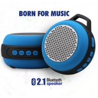 China 2.1 Bluetooth Stereo Speakers , Mobile Phone Bluetooth Waterproof Speakers  on sale