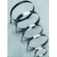 Alkali Resistant Bare Stainless Steel Cable Ties , Underground Cable Ties