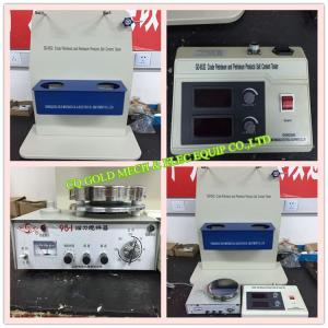 China GD-6532 ASTM D3230 Salts in Crude Oil Analyzer by Electrometric Method on sale