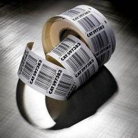 Non-solvent Released Paper Sticker