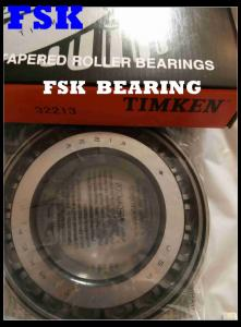 China Catalog 32213 , 32213J2/ Q Single Row Tapered Roller Bearings 65mm Bore Size on sale