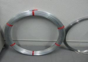 China 2 . 2 mm  Wire Diameter Galvanized Carbon Steel Wire Wire Used For Construction on sale