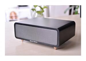 China High End Home Soul Wooden Bluetooth Speaker Dual Passive Subwoofers on sale