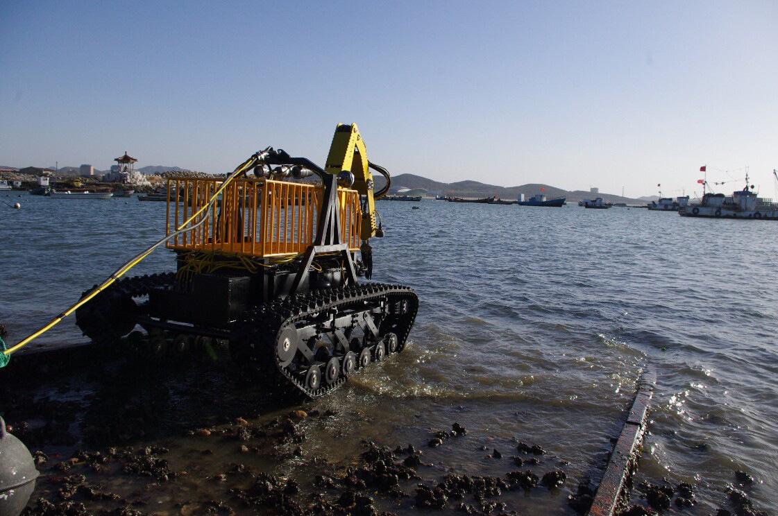 Underwater Track Rov Vvl Ld260 1800 For Pipeline Dredging