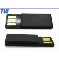 China Durable Plastic Paper Clip Customized 2GB USB Memory Stick Flash Drive on sale