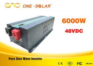 China Single Output  UPS Solar Inverter 50HZ/60HZ Pure Sine Wave Inverter 18KW on sale