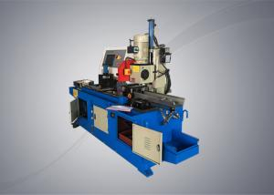 China PLC Control Automatic Pipe Cutting Machine 220v / 380v/110v customized voltage on sale