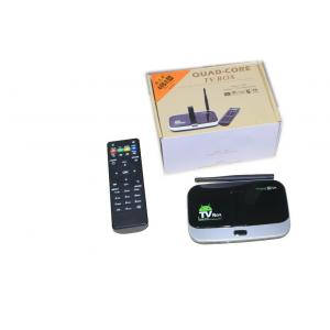 China Powerful Streaming Web Browser Android Smart Tv Box Allwinner A31 Quad core on sale