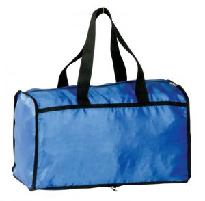 China Hot sale foldable tote bags,folding sport bag on sale