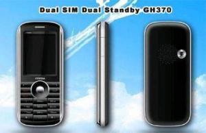 China Dual SIM Card Phone GH370 on sale