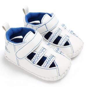 China High Quality New fashion infant Casual shoes Rubber sole Sandals sneakers 0-2years Toddler baby shoes free shipping on sale