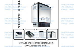 China 4.5Kw Electric Sauna Stove Electric Sauna Stove For Infrared Room Combi-saunas on sale