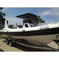 liya 7.5m semi-rigid inflatable boat, RIB boats for sale