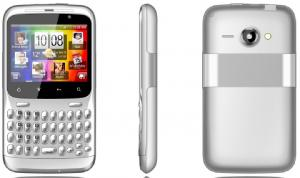 China FC A2 Dual SIM 2.4 TFT Qwerty Android Dual SIM Handsets on sale