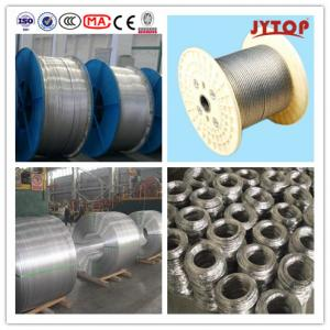 China Galvanized Steel Wire with BS ASTM Standards on sale