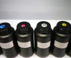 China Digital Inkjet Printing UV LED Ink UV Ink Ricoh Gen4 / 5 Large Format Printing on sale