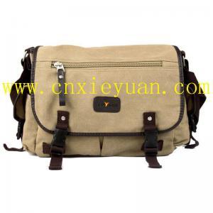 China Fashion  Casual Travel  Canvas Vintage Crossbody Shoulder Bag on sale