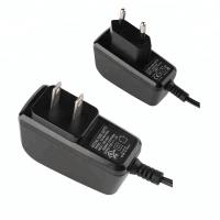 China High Quality 5v 1.5a 2a US EU UK Plug 5v power adapter QC3.0 adapter USB Charger with cable adapter on sale