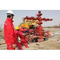 "API 6A Wellhead 2-1/16"" 15000psi PSL1 & PR1 X-Mas Tree , Oil Well Drilling Christmas Tree"