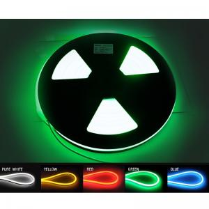 China RGB LED Neon Flex Rope Multi-color Light with Remote PWM controller on sale