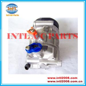 China Car Air conditioning COMPRESSOR Sanden PXE14 FORAUDI A3 TT VW Golf Jetta Passat Polo Tiguan Scirocco Skoda 5N0820803G on sale