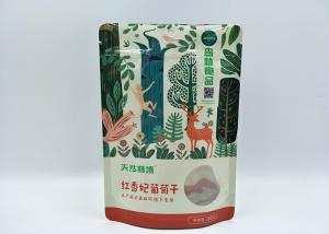 China Moisture Proof Stand Up Pouch Packaging High Temperature Resistance Eco Friendly on sale