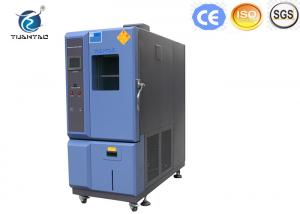 China Lab Temperature Humidity Test Chamber / IEC60068 Programmable Environmental Testing Machine on sale