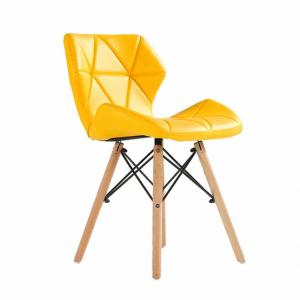 China Minimalist Nordic Dining Chairs Casual Office Reception Chair Eco - Friendly on sale