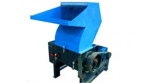 China Plastic Crusher Machine For Pe Pp Crushing Film / Weaving Bags / Fibre Material on sale