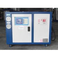 High Efficiency Water Cooled Water Chiller , Scroll Compressor RO-03W 9.5KW R22