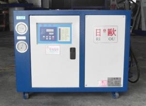 China High Efficiency Water Cooled Water Chiller , Scroll Compressor RO-03W 9.5KW R22 on sale