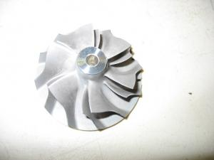 China high evaluation YLCW-200 Compressor wheel with Low pressure casting on sale