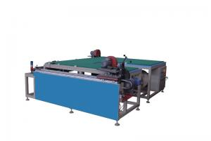 China Semi-Automatic Horizontal Low-E Glass Film  Removing Machine on sale