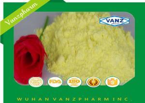 China Yellow Crystal Powder Cisplatin Active Pharmaceutical Ingredient CAS 15663-27-1 on sale