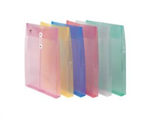 China PVC File Bag on sale