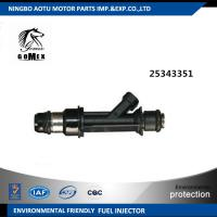 Pick Up Truck Great Wall Fuel Injector Nozzle , Diesel Engine Injector 25343351