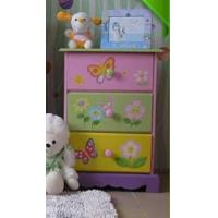 wooden drawer cabinet children bedroom furniture cabinets  Wooden Chest of Drawers