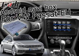 China Portable car Android navigation box for VW Passat B8 MIB MIB2 MQB 6.5 8 9.2 inches display on sale