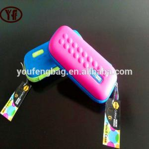 China Hot sale eve pencil bag with factory best price waterproof eva pencil cases on sale