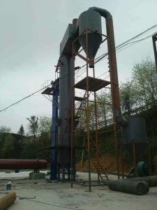 China Small Type 530 Perlite Expansion Furnace Plant from China on sale