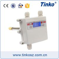 Duct mounting tinko led tube sensor temperature transmitter humidity transmitter with modbus